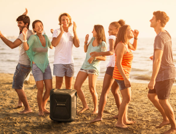 ECOXGEAR Releases Amazing New Portable Party Speaker
