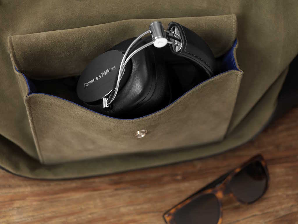Bowers & Wilkins Release the Gorgeous New Wireless P7