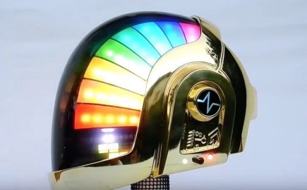 Two Guys Made the Best Ever Daft Punk Helmet Replica