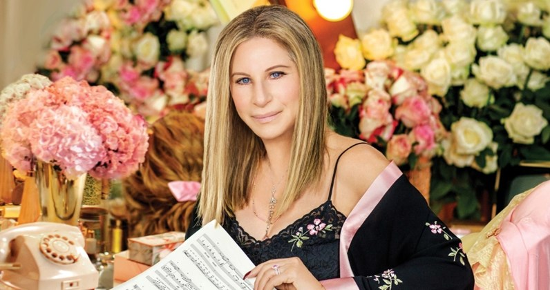 Barbra Streisand is Back in the Charts with Number One Album